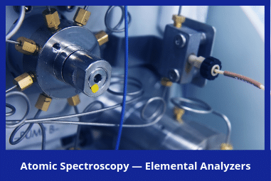 atomic Spectroscopy Elemental Analyzers